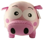 pig pillow toy soft and lovely Loving Hut Animal Pillow Pig 96601E1F-01
